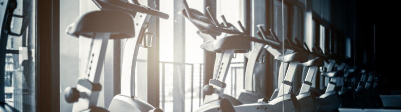lending gym equipment